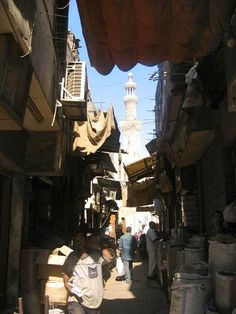 souk (cairo)   - Explore the World with Travel Nerd Nici, one Country at a Time. http://TravelNerdNici.com