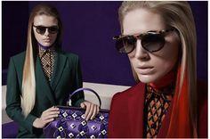 PRADA: womanswear campain AW12