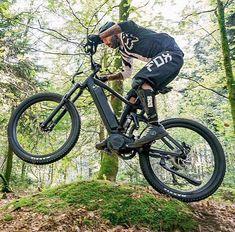 Model Full suspension Ultra Mid-drive – Build Your Ebike Full Suspension, Suspension Design, Stair Climbing, Electric Mountain Bike, Mountain Style, Model, Sidewalks, Scale Model