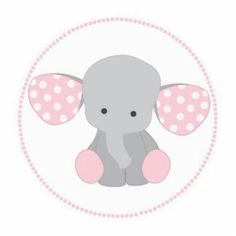 Shop Beautiful Baby Girl Pink Elephant Statuette created by Precious_Baby_Gifts. Pink Elephant Nursery, Baby Girl Elephant, Elephant Baby Showers, Clipart Baby, Baby Shower Clipart, Baby Elefant, Baby Girl Princess, Beautiful Baby Girl, Baby Boy Shower