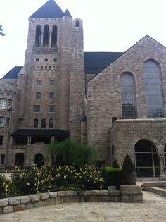 Day 282 - right in my own backyard in Bryn Athyn is the Glencairn museum. Someone use to live here!