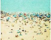 Beach at Coney Island ✔
