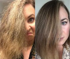 Avez-vous brûlé vos cheveux avec le fer à lisser ou le sèche-cheveux? Ne les coupe pas! Vous pouvez réparer vos cheveux brûlés avec des remèdes naturels.