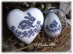 Easter Eggs oeufs de Pâques
