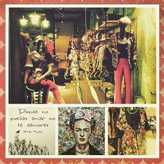 Inspiración Frida