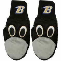 NFL Baltimore Ravens Youth Mascot Mitten by Forever Collectibles.  17.15.  Baltimore Ravens. Officially Licensed. Youth Mascot Mitten. 2ac680f746a7