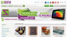 Conoce SUZONA.com, una #tiendavirtual que te permite crear tu propia tienda, promocionar y vender tus productos.