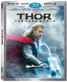 Marvel's Thor: The Dark World Blu-ray 3D Combo Pack- Coming out Feb 25th!! Gotta start saving up!! :D