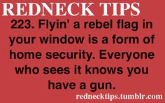 REDNECK TIPS : Photo