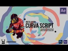 Instalar Script Curva Para Textos Animados After Effects + Descarga! - YouTube