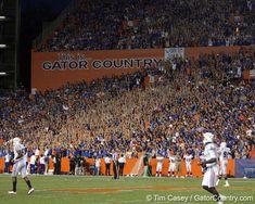 Gainesville, FL  Go GATORS!