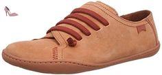 Camper Oxyde Teula(Elastic Ketchup)/Cami Teula, Sneakers Basses femme - Rose - Pink (Dark Pink), 38 EU - Chaussures camper (*Partner-Link)