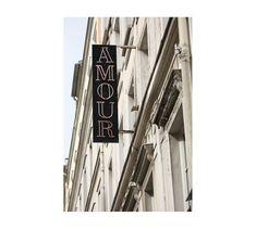 Montmartre-Amour Framed Print by Rebecca Plotnick | Pottery Barn
