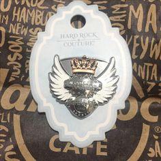 Hard Rock Pin Phuket Couture 3D Rock Couture Crown Pin 2015