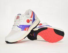 #Reebok Pump Running Dual V Red Purple #sneakers
