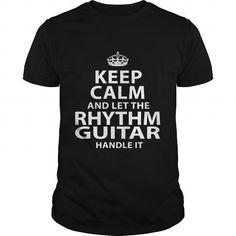 RHYTHM GUITAR T Shirts, Hoodies. Check price ==► https://www.sunfrog.com/LifeStyle/RHYTHM-GUITAR-119078647-Black-Guys.html?41382