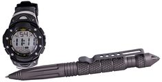 UZI Tactical Pen & Watch Combo