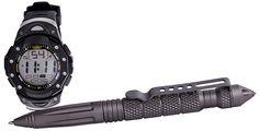 UZI Tactical Pen & Watch Combo