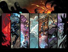 X-Men: Battle of the Atom Issue #1 - Read X-Men: Battle of the Atom Issue #1 comic online in high quality
