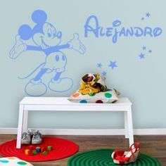vinilos Nombre Alejandro