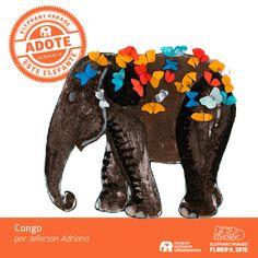 Projetos Pré-aprovados | Elephant Parade - Floripa 2015