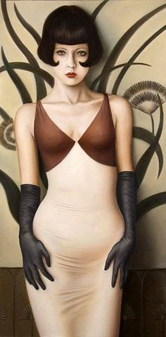 ☆ Chanteuse :¦: By Artist Jared Joslin ☆