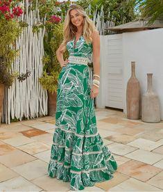 Beautiful Dresses, Nice Dresses, Casual Dresses, Fashion Dresses, Summer Dresses, Formal Dress Patterns, Summer Wedding Outfits, Tropical Dress, Floral Fashion
