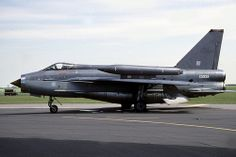 RAF English Electric Lightning is seen at RAF Waddington on April It is currently on display at BAe Warton. Electric Aircraft, Navy Aircraft, Military Jets, Military Aircraft, Avro Vulcan, Royal Air Force, Royal Navy, Military Vehicles, Lightning