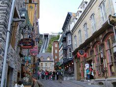Vieux-Québec, Québec Canada