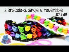 How to make bracelets EASY with Knots Rainbow Loom DIY Kawaii Rubber Ban... Today I want to share iwth you this #rainbowloom #bracelets I hope #youlike them!! https://www.youtube.com/watch?v=nOi80jv8xNM&list=UU-vUuVMFrdybdct9ZFtlhCw