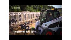 Video: Bobcat M Series Loaders Improve Operator Visibility