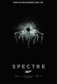 It's called SPECTRE . . . James Bond new trailer.