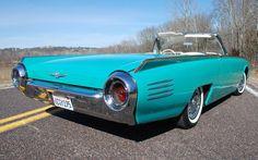 1961 Thunderbird