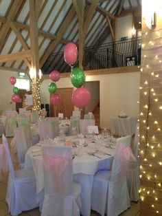 Gorgeous Candy Floss And Limeade Colour Themed Wedding At Rivervale Barn Venue Chair Covers