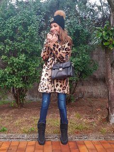 Tras la pista de Paula Echevarría » OH MONDAY! Blazers, Trendy Outfits, Gucci, Shoulder Bag, Clothes, Winter, Style, Fashion, Casual Attire