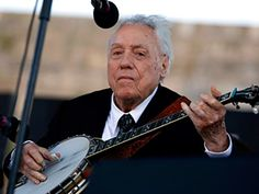 A legend passed away this week. Earl Scruggs invented his own unique bluegrass banjo pickin'