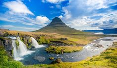 You got: Iceland. Sure, you're trendy and always up to try new things. But really, there is nothing you love more than witnessing the wonders of nature and walking through a magical landscape. Iceland is the answer to all your prayers. Places To Travel, Travel Destinations, Places To Visit, Photo Voyage, Iceland Photos, Destination Voyage, Iceland Travel, Filming Locations, Travel And Leisure