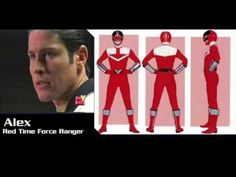 Power Rangers : History 1993 - 2015  | Power Rangers Database