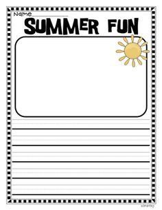 117 best writing images on pinterest handwriting ideas writing back to school summer fun writing prompt maxwellsz