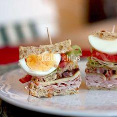 Il panino completo