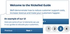 nickelled.com - Easily create interactive how-to guides to ensure customer success.