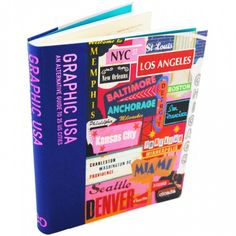 Graphic USA: Miniguides to 25 Cities by 25 Top Designers