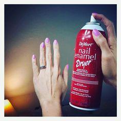 For a professional looking #mani I spray @demertbrands Nail Enamel Dryer ❤ #Repost @lashenny21nails        ・・・ #DeMertbrands #manicure Brand: @maybelline Shade: #UltraViolet #DollarTree #nailsoftheday #nailsofinstagram #nailspiration #nailart #manicure #notd #nailgram #nailstagram #ilovenailpolish #coffinnails #instagood #ultabeauty #lashenny21nails #instanails #naildesign #maybelline #ulta #maybellinenewyork #ColorShow #nailartaddict #ballerinanails