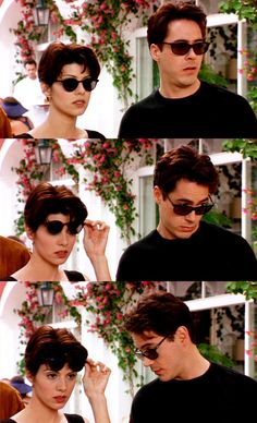 ♥ Marisa Tomei (Faith Corvatch) & Robert Downey Jr. (Peter Wright) ♥ Only You directed by Norman Jewison (1994) ♥ #love #soulmate