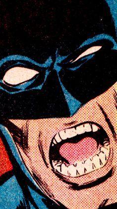 Batman by Dave Cockrum Batman Wallpaper, Batman Artwork, Dark Wallpaper, Arte Dc Comics, Bd Comics, Arte Pop, Batgirl, Catwoman, Comic Books Art