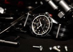 OMEGA Watches: Daniel Craig visits the OMEGA factory in Villeret, Switzerland