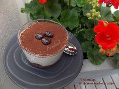 Tiramisu au caramel de café