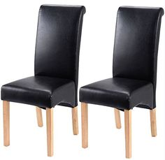 K A Company Dining Chairs Contemporary Set Modern Vinyl Mid Century Vintage Leather Room Furniture Of