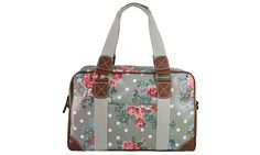7d960e66408 Miss Lulu Travel Bag in Choice of Design for £12.95 (35% Off)
