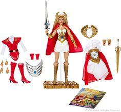 Barbie Mulher Maravilha e Barbie She-Ra | Just Lia